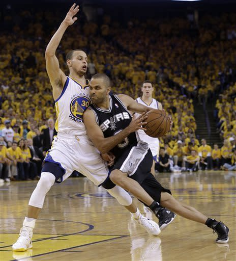 Spurs-Warriors Preview