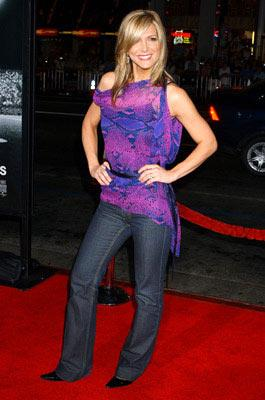 Debbie Matenopoulos at the Hollywood premiere of Universal Pictures' Friday Night Lights