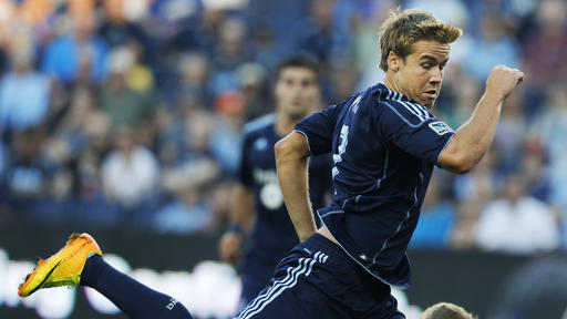 Sporting KC reaches deal with defender Myers