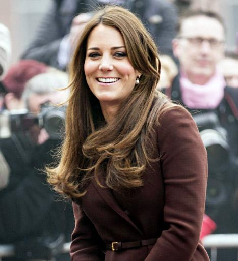 Kate Middleton Shops for Maternity Clothes Again at TopShop