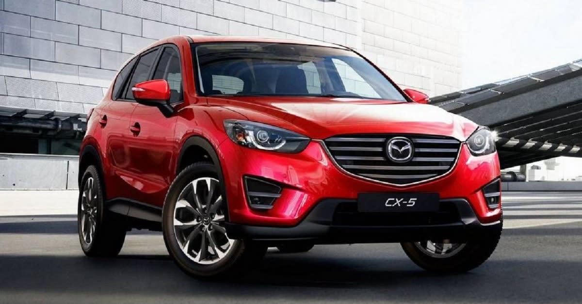 The Newly Refined 2016 Mazda CX-5