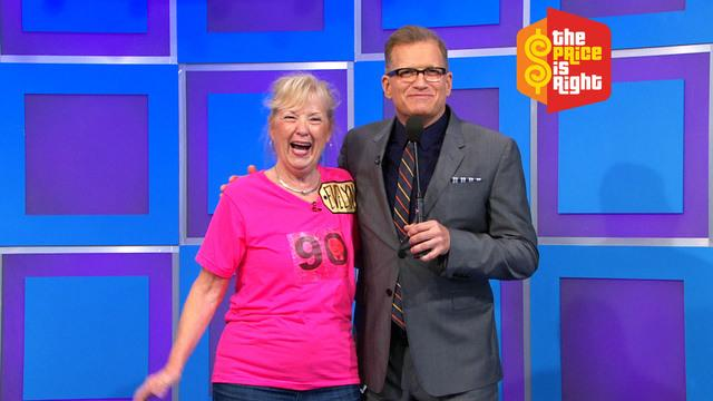 The Price is Right - Evelyn or Gail