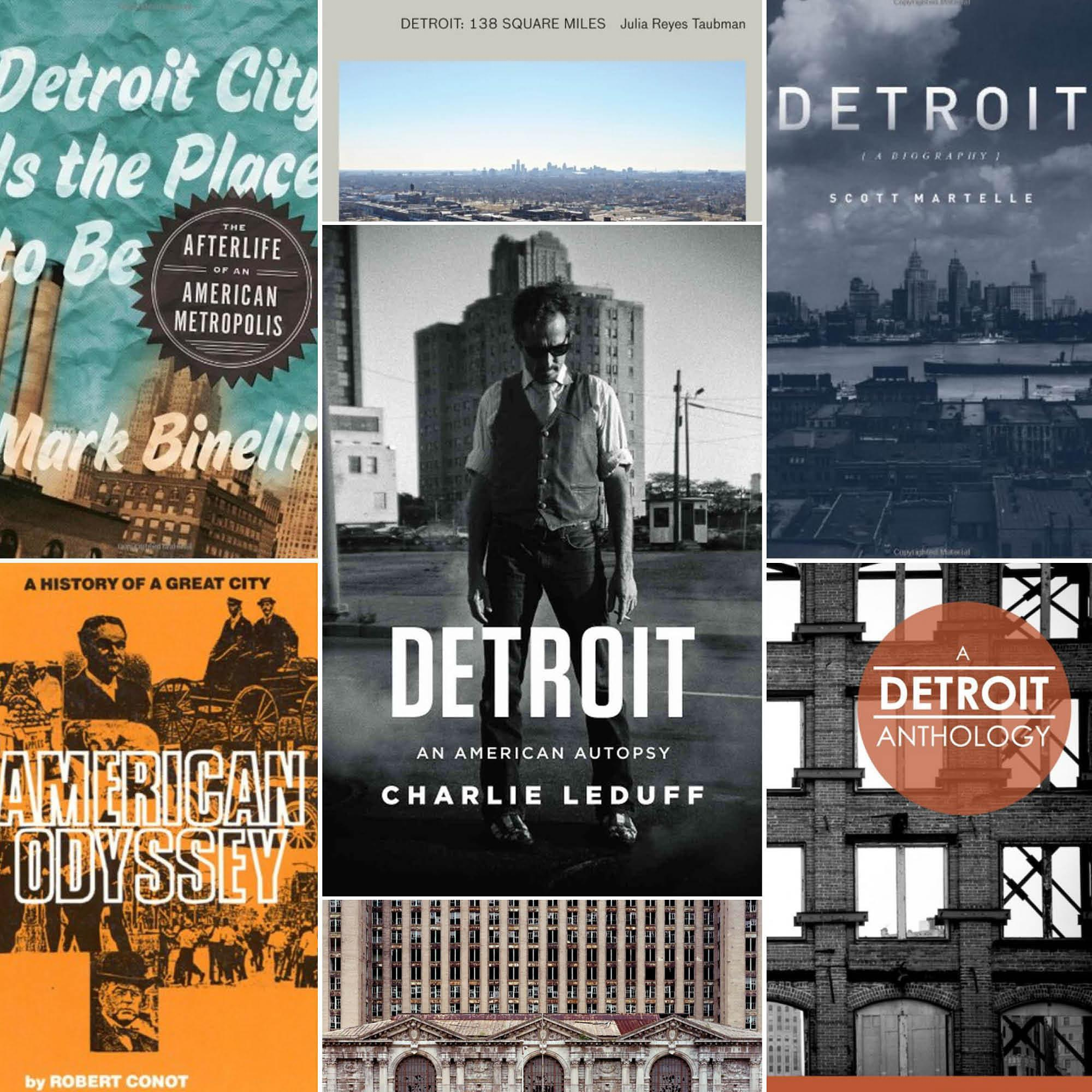 Here Are the 11 Best Books on Detroit