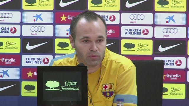 Iniesta: 'La Liga is not inferior to Bundesliga'