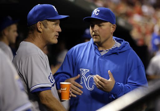 Royals rally to beat Cards 4-2, end 8-game skid