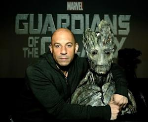 Vin Diesel Confirmed To Play Alien Tree In 'Guardians Of The Galaxy': Photo