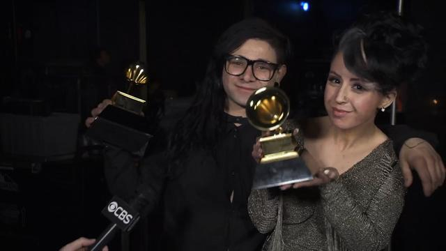 Skrillex & Sirah - Backstage Thank You