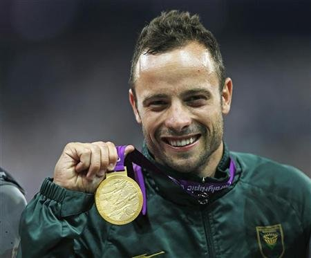Pistorius Wins Final Track Gold Of Games