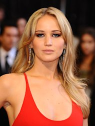 Jennifer Lawrence stars alongside Bradley Cooper in Silver Linings Playbook