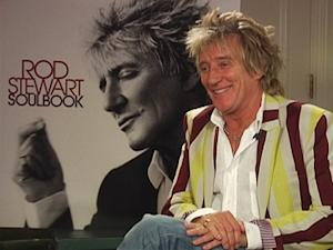 Rod Stewart: 'Soulbook' Is 'An Album I Have Been Wanting To Do' -- Access Hollywood