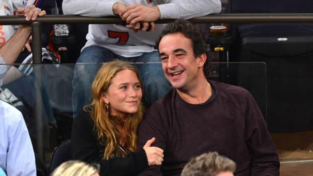 Mary-Kate Olsen and Olivier Sarkozy -- Getty Images