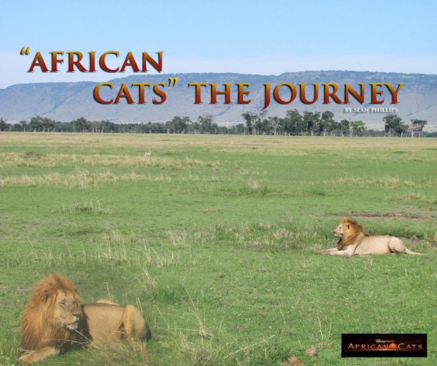 Sean Africa 2011 Title Card