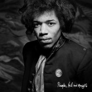 "The cover of the Jimi Hendrix album ""People, Hell and Angels"" is pictured in this handout photo courtesy of Experience Hendrix LLC and Legacy Recordings. ""People, Hell and Angels,"" to be released on CD March 5, 2013, is billed as a collection of twelve previously unreleased studio performances by Hendrix, although some of the songs have emerged in other versions since his death at age 27 in 1970 from an accidental drug overdose. REUTERS/Experience Hendrix LLC and Legacy Recordings/Handout"