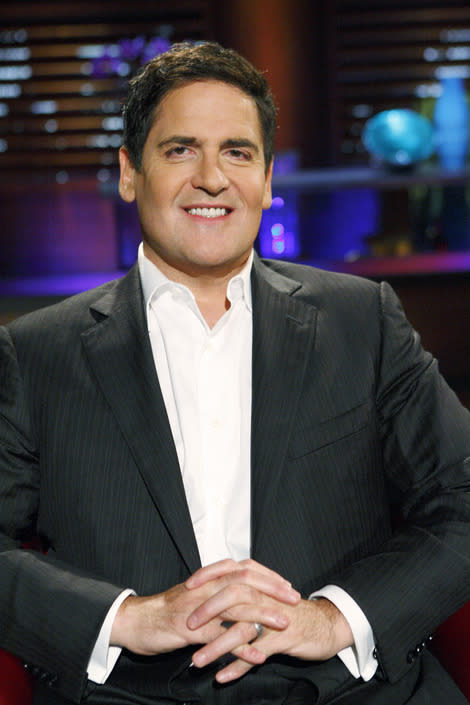 'Shark Tank' investor Mark Cuban talks about what makes a good business pitch
