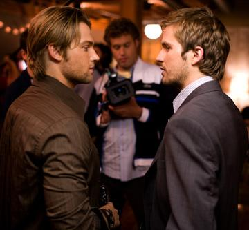 Mike Vogel and Michael Stahl-David in Paramount Pictures' Cloverfield