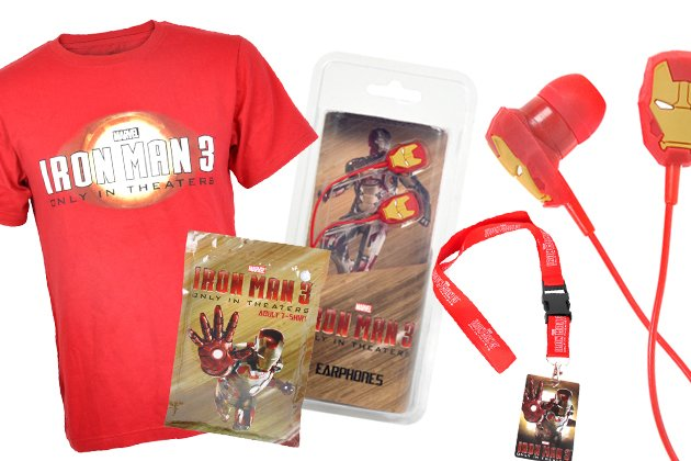 Gewinnen Sie ein &quot;Iron Man 3&quot;-Fanpaket.