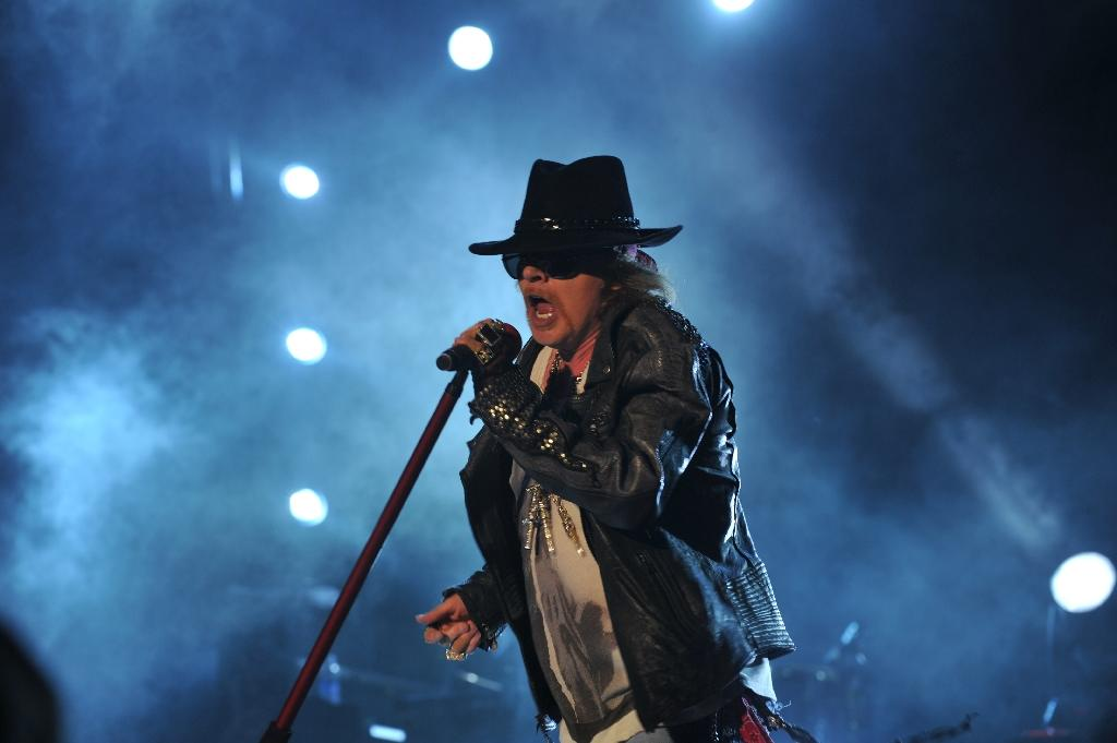Guns N' Roses tour to extend into 2017, says manager