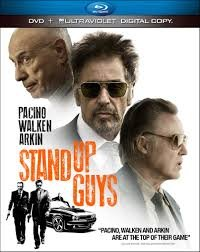 Stand Up Guys on DVD & Blu-Ray