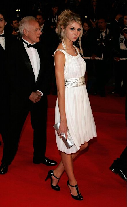 "Taylor Momsen at the 2007 Cannes Film Festival - ""Paranoid Park"" Premiere."