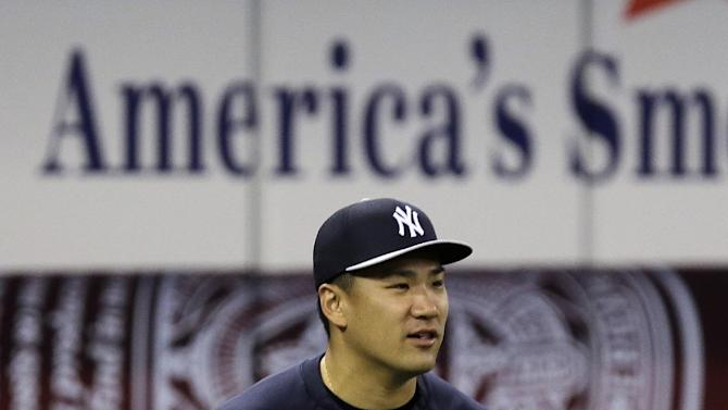 Tanaka activated by Yankees after 2½ months on DL