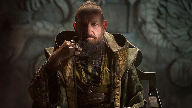 Ben Kingsley as the Mandarin in 'Iron Man 3'