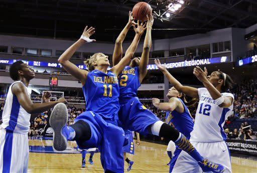 Kentucky women hold off Delaware 69-62