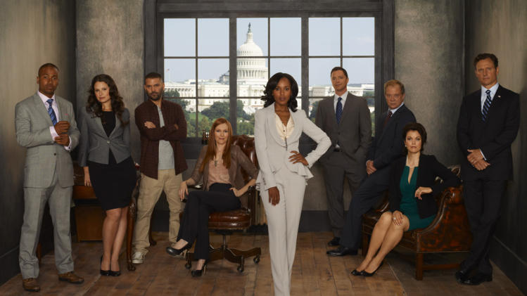 "Most Underrated TV Shows of the Year: ""Scandal"""