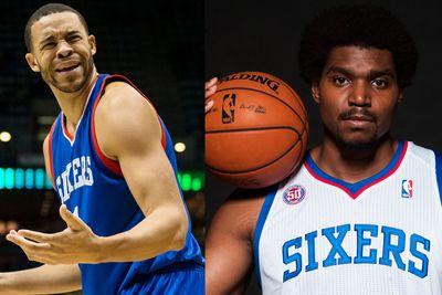 The unforgettable 76ers careers of JaVale McGee and Andrew Bynum
