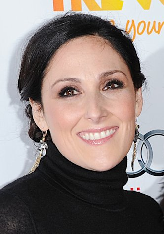 FILE - In this Dec. 4, 2011 file photo, TV personality Ricki Lake arrives at Trevor Project&#39;s Annual Benefit , &quot;Trevor Live,&quot; at the Hollywood Palladium in Los Angeles. Lake is inviting online help in developing her new TV talk show. (AP Photo/Katy Winn, file)