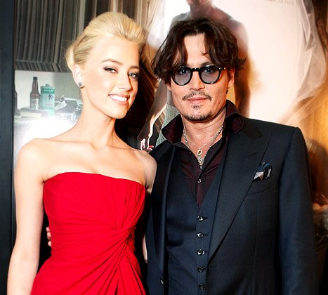 Johnny Depp, Amber Heard Are &quot;100 Percent Dating&quot;