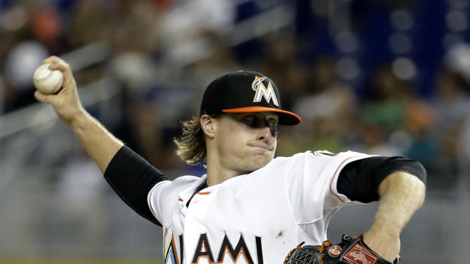 Koehler pitches Marlins past Dodgers 6-3