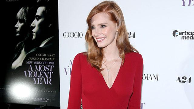 Jessica Chastain on Hollywood's Big Woman Problem: I Was Just 'Lucky'