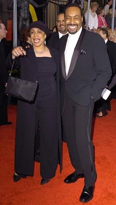 S. Epatha Merkerson and Jesse L. Martin