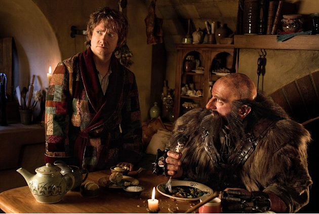 'The Hobbit: An Unexpected Journey' is Good, but Disappoints