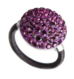 Purple Topaz Jewelry ring, Jan 13, p34