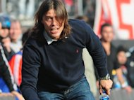 Almeyda: &quot;Si estn dadas las condiciones contino como entrenador de River Plate