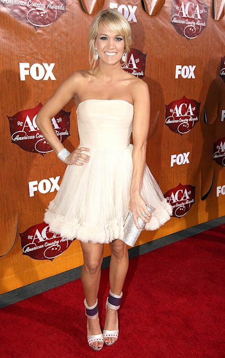 Carrie Underwood American Country Awards