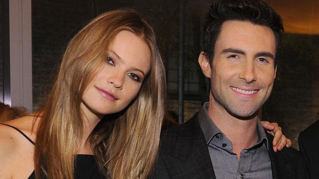 Adam Levine is Engaged!
