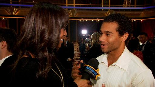 'Dancing With the Stars': Corbin Bleu Takes Second