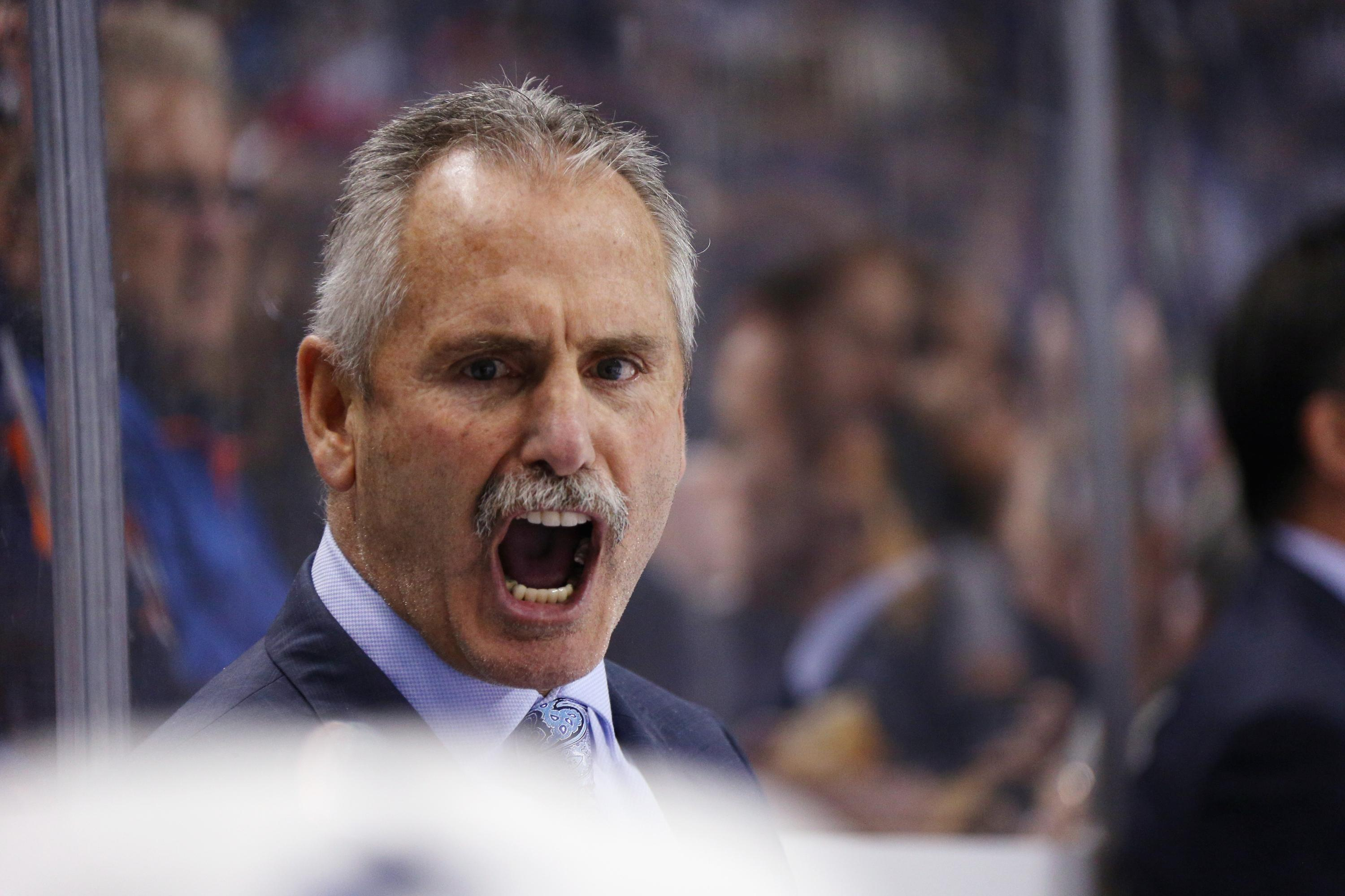 Willie Desjardins and the quest to make another postseason (Puck Daddy Interview)