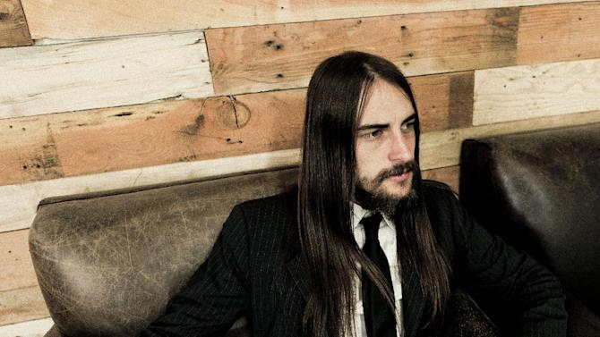 In this June 1, 2012 photo released by New West Records, Robert Ellis is seen at the Gladys Tamez Millenary studios in downtown Los Angeles. The Texas singer-songwriter is playing in front of large crowds for the first time this summer, including performances at the Bonnaroo Music & Arts Festival on June 8-9, 2012 in Manchester, Tenn. (AP Photo/New West Records, Paul Moore)