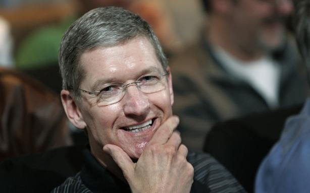 Tim Cook Jabs at Google