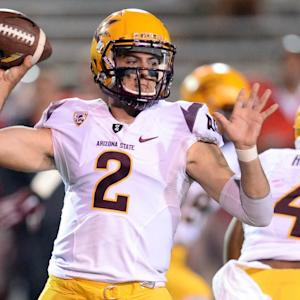 NFL's Derek Hagan Previews Arizona State Football