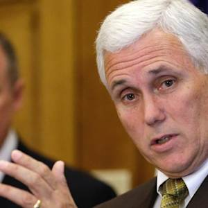 Jerry Seib: Mike Pence, Possible 2016 Contender?