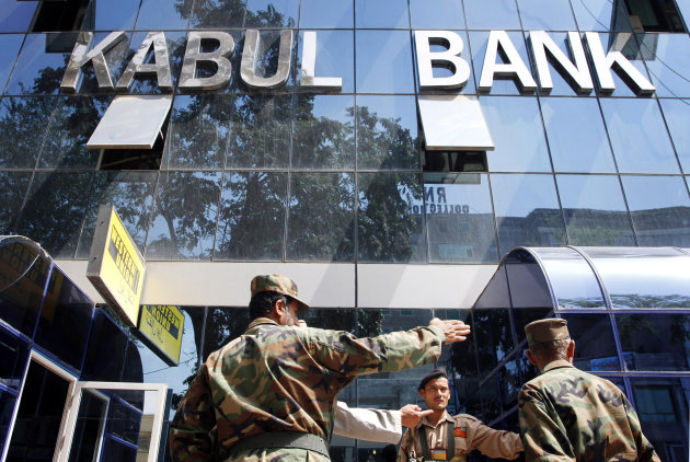 Review: Kabul Bank sent hundreds of millions of dollars out of Afghanistan