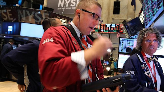 Early movers: PCLN, AMZN, GM, PEP, KING, BX & more