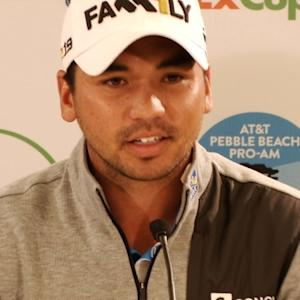 Jason Day news conference before AT&T Pebble Beach
