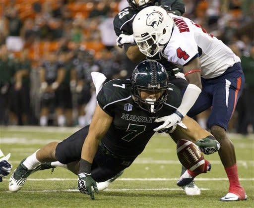 Hawaii defeats South Alabama 23-7