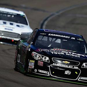 In-car: Keselowski's big win, Jr.'s tough loss