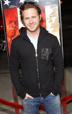 AJ Buckley at the Los Angeles premiere of MGM's Home of the Brave